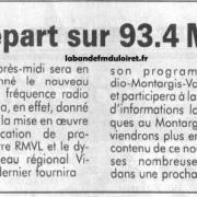 article de presse 20 avril 1994