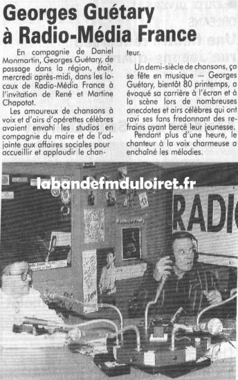 article de presse 13 avril 1994