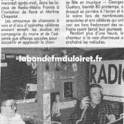 article de presse 13 avril 1994