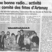 article de presse 1994