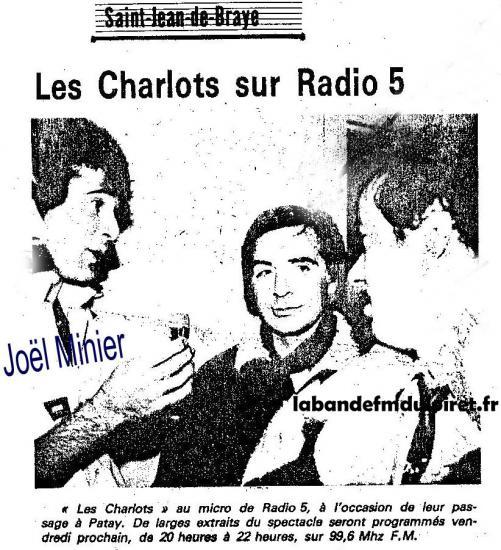 article de presse mars 1984
