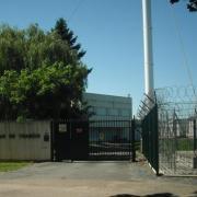 Site TDF Trainou (l'entrée du site)