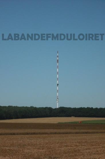 Site TDF de Trainou (l'antenne)