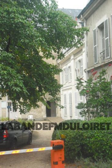 les locaux de RCF Loiret à Orléans, boulevard Aristide Briand
