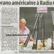 article de presse mi-juillet 2010