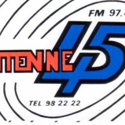 ANTENNE 45 /  FUN RADIO Montargis