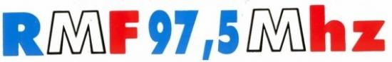 Autocollant avec logo en 1991