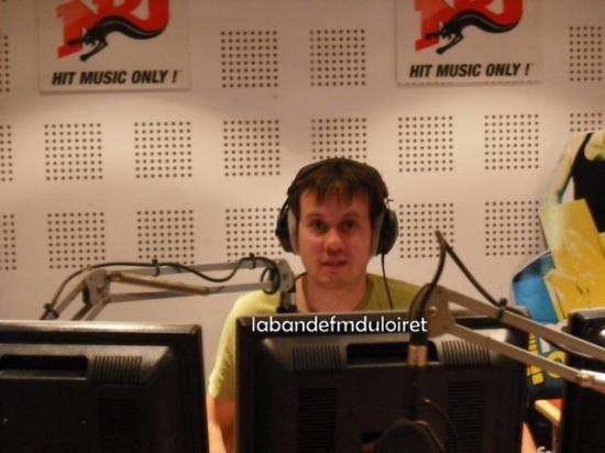 le sympathique Ben a l'antenne en 2010