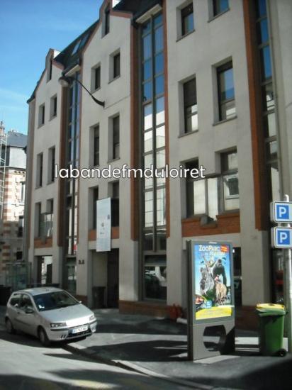 emplacement des futurs locaux, rue de la Halle