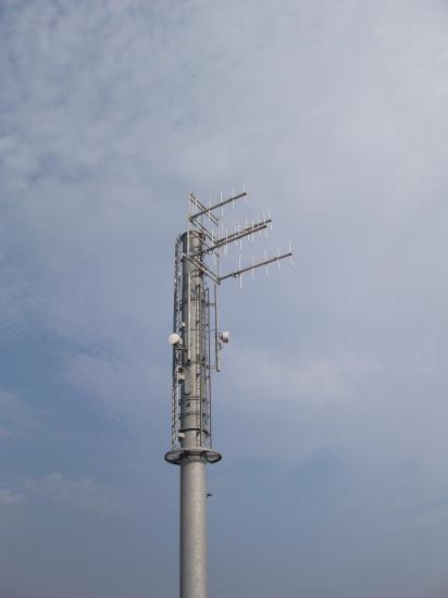 Site Radio Vinci Autoroutes A10 La Chapelle St Mesmin