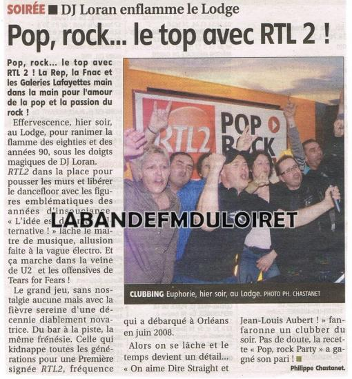 article de presse 1er avril 2011