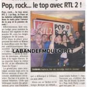 article de presse 1er avril 2011