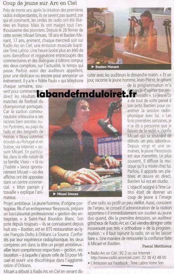 article de presse (publi 45) juin 2011