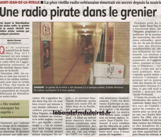 article de presse 6 sept. 2011