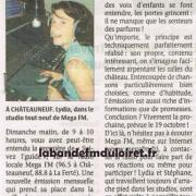 article de presse sept.2008