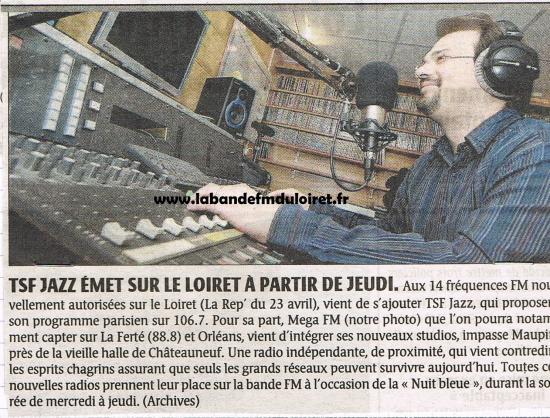 article de presse 26 juin 2008