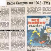 article de presse 21 oct. 1994