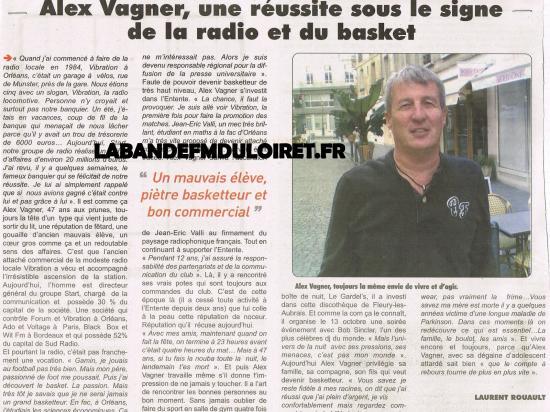 article de presse oct. 2009