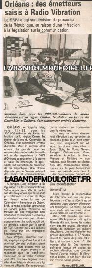 article de presse 16 déc. 1993