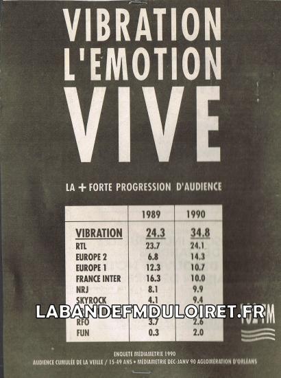 publicité 1991