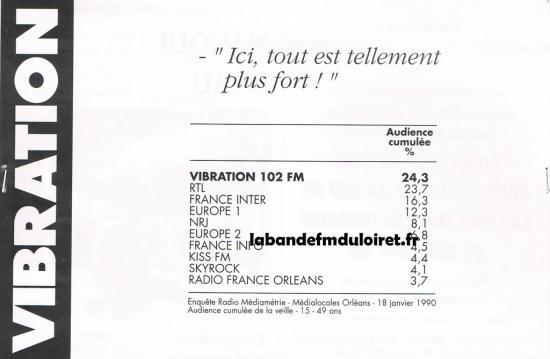 publicité 1990