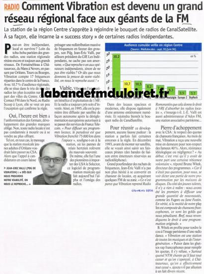 article de presse juin 1997