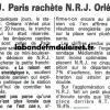 article de presse 4 déc. 1988