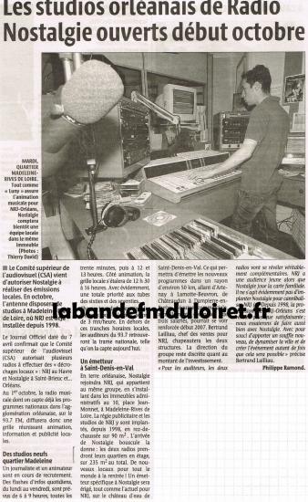 article de presse 4 mai 2006