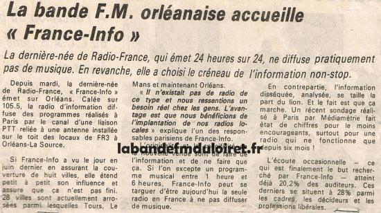 article de presse 8 déc. 1987