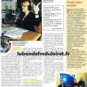 """article """"reflet du Loiret"""" 2002 (suite)"""