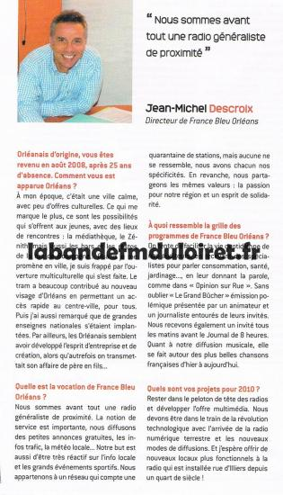 article issue du guide Orléans Pratique 2010