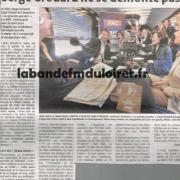 article de presse du 22 mars 2011