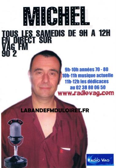 publicité VAG FM
