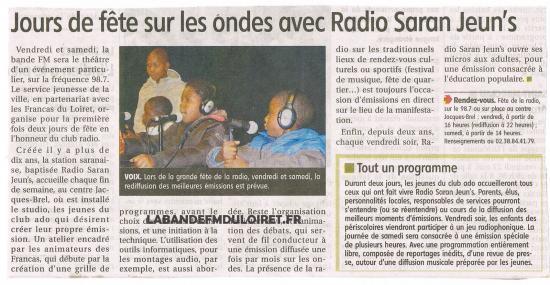 Radio Saran Jeun's