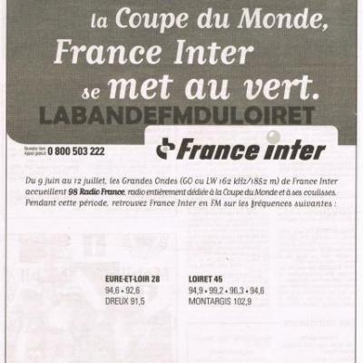 FRANCE INFO / FRANCE INTER
