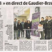 article de presse du 5 janvier 2011