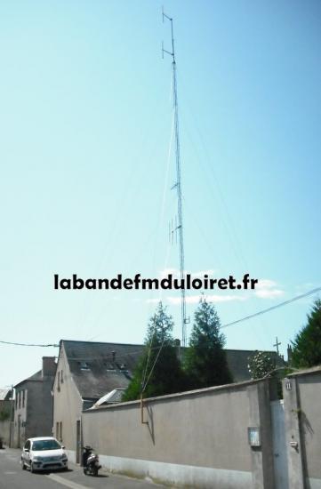 l'ancienne antenne de VAG FM