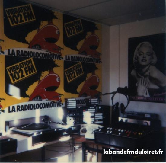 les studios Avenue de Munster (quartier gare orléans) début 1985