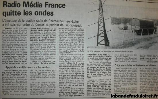 article de presse 28 juin 1990