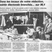 article de presse mars 1985