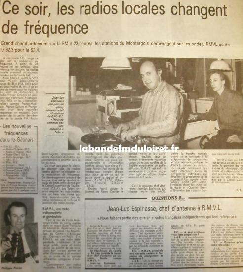 article de presse 12 juin 1991