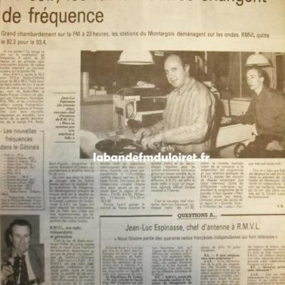 article de presse 12 juin 1991