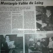 article de presse 21 nov. 1985