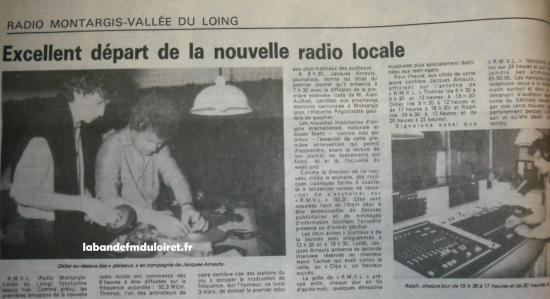 article de presse 6 mars 1985