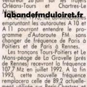 article de presse 1 juillet 1991