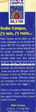 article de presse juin 1998