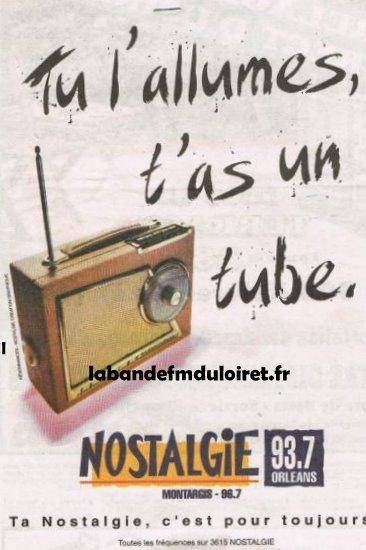 publicité 1996