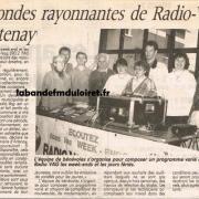 article de presse 1992