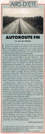 télérama juillet 1990