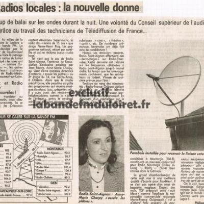 article de presse 12 juin 1992